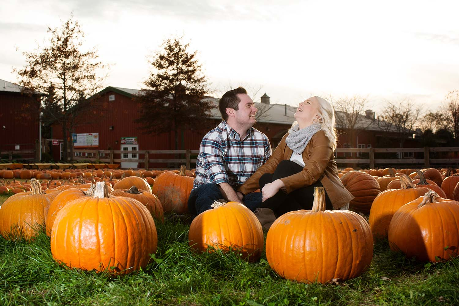 Illinois Engagement Fall Wedding Photography Photographers