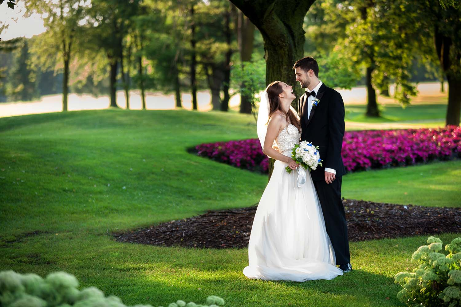 Park Ridge Country Club Wedding Photography