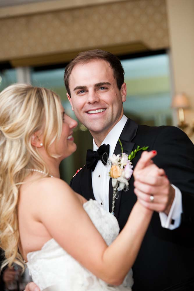 Kristina & John Married, first dance, Saint Paul Wedding Photographers
