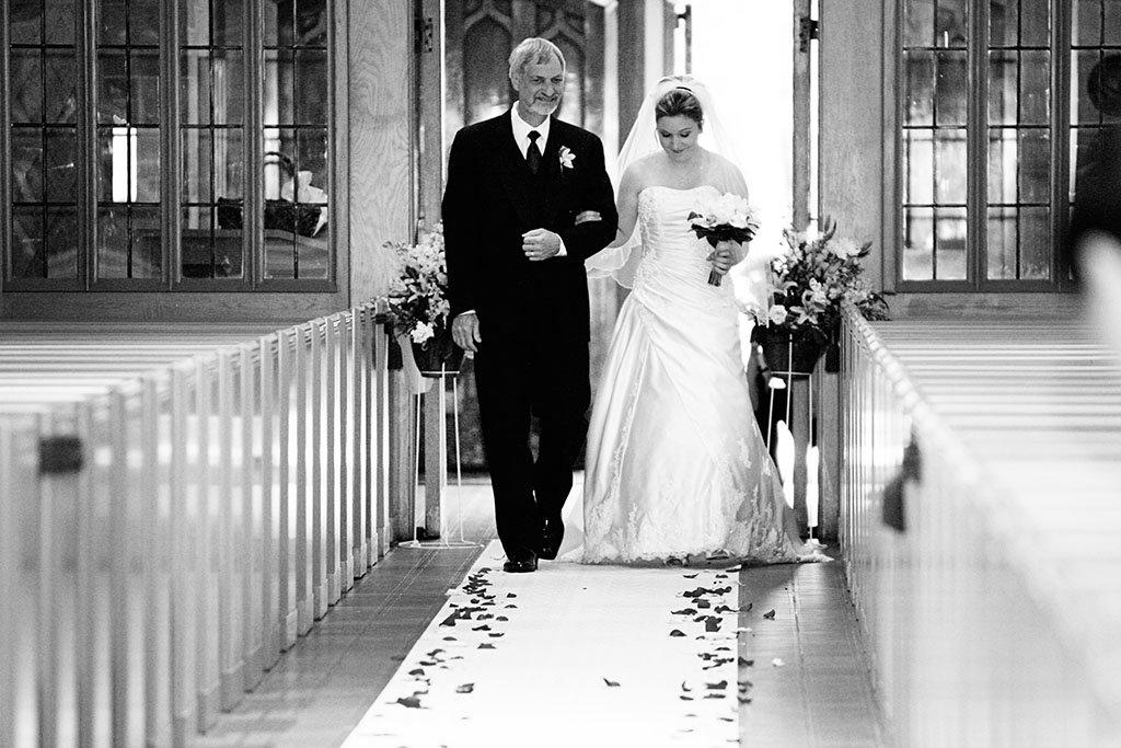 Alice Millar Chapel Bride Ceremony, Northwestern University Evanston Illinois, Chicago Wedding Photography