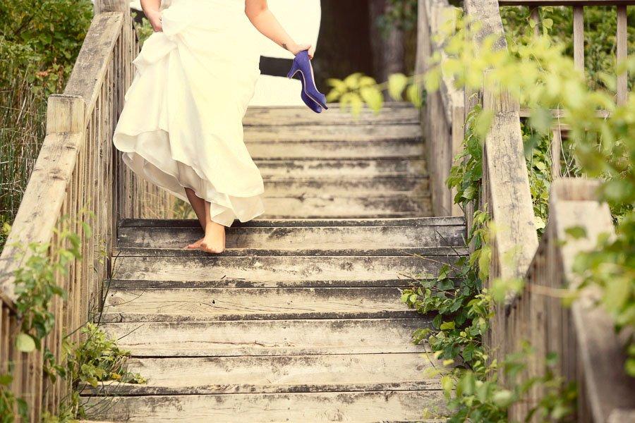 Bride Beach Wedding Photography