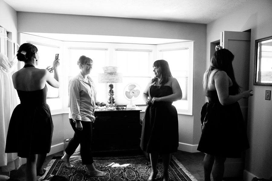 Bride Documentary Wedding Photography