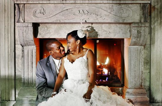 Nitoya & Anthony Married at Eaglewood Resort and Spa in Istasca, Illinois