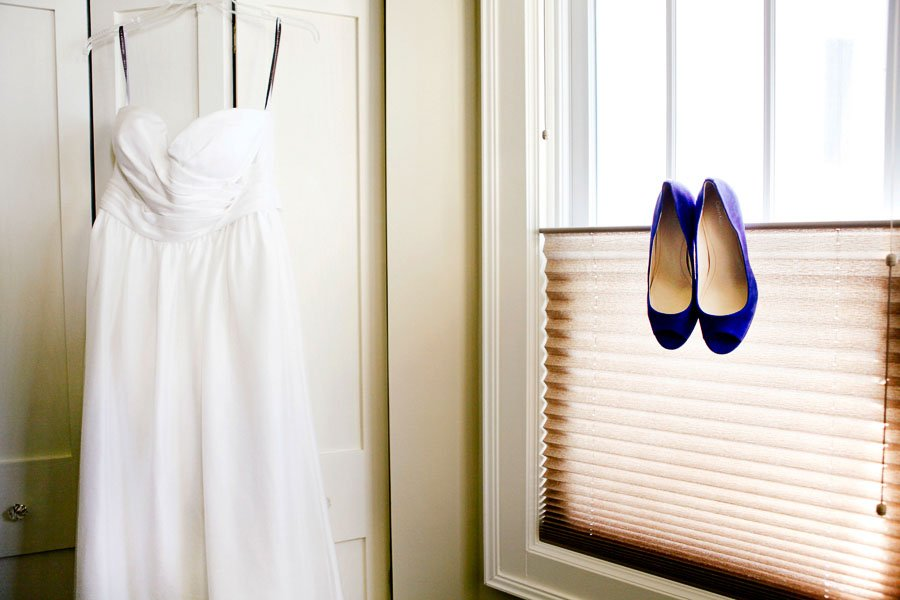 Bride Wedding Dress Blue Velvet Shoes, Jenny Yoo Wedding Dress