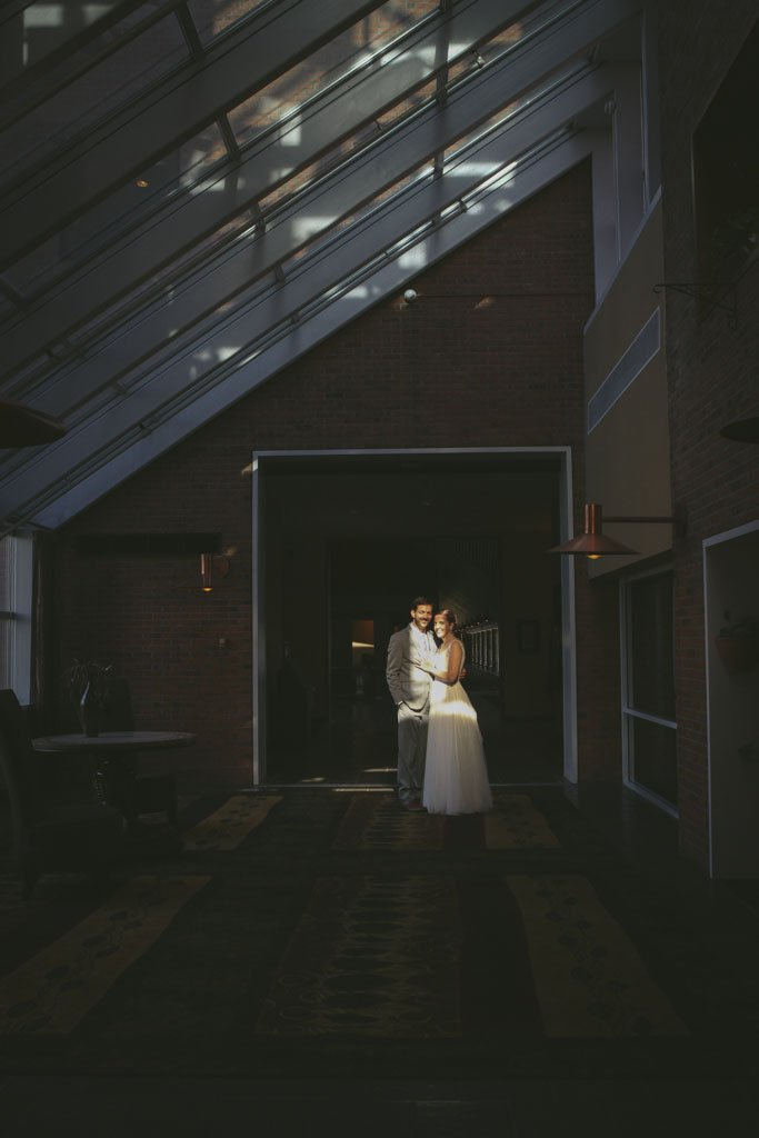 Crowne Plaza Minneapolis West Wedding Bride Groom