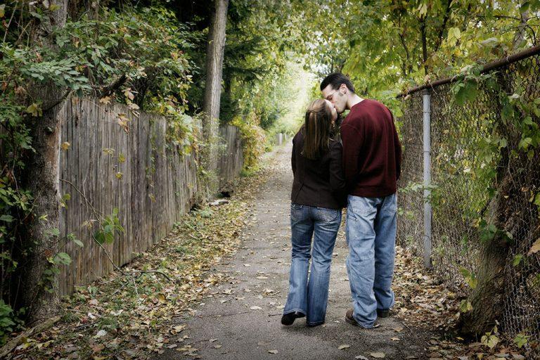 Fall Engagement Photography, Evanston, Illinois, Minneapolis Wedding Photographer