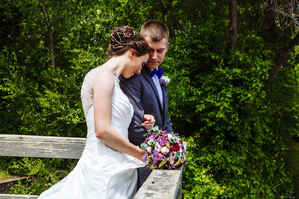 Fridely Minnesota Wedding Photography, Emily & Ryan Married