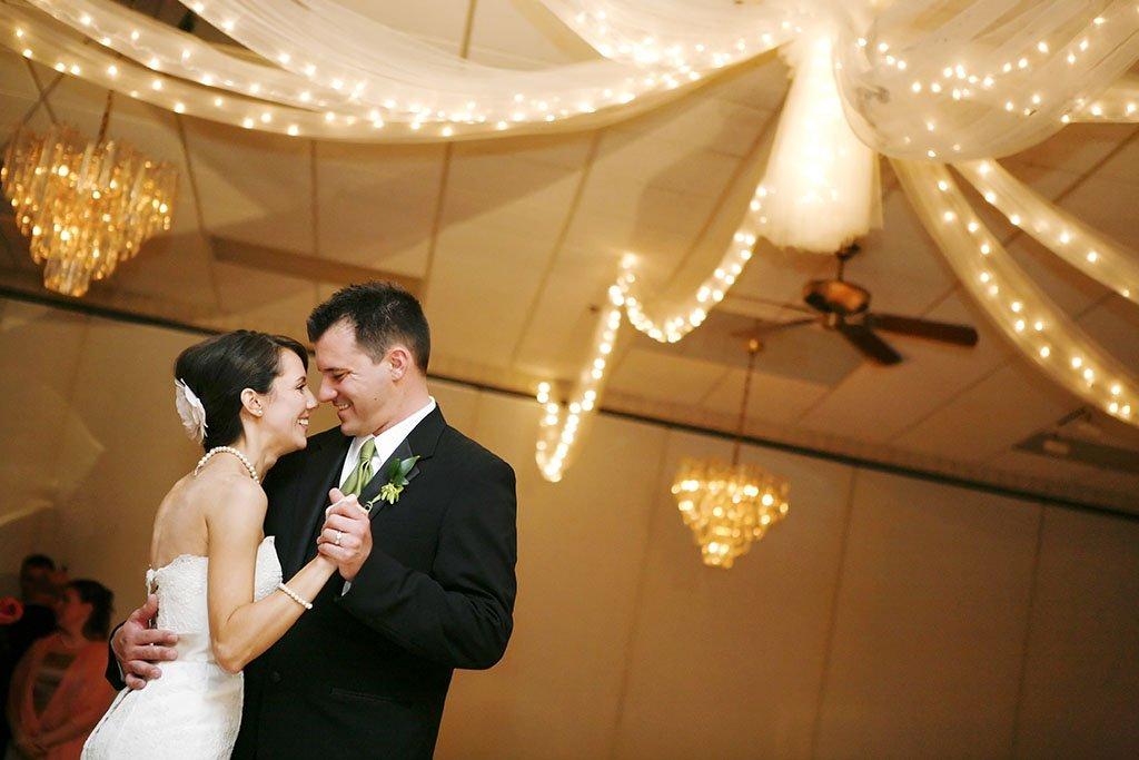 Glendora Banquets Wedding Reception Dance, first dance, candid, documentary wedding photography, Beth & Anthony