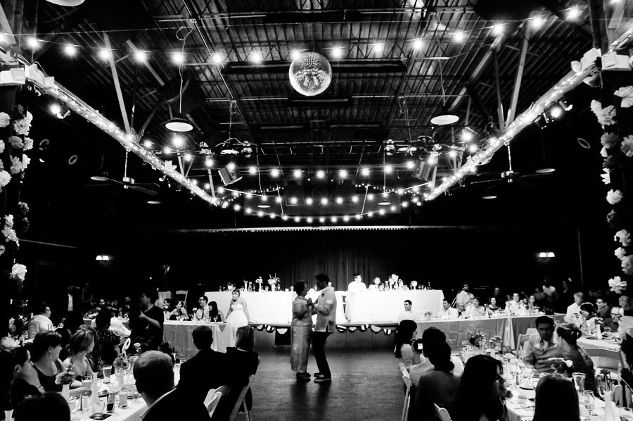 Groom Mother Dance Foundry Hall Michigan
