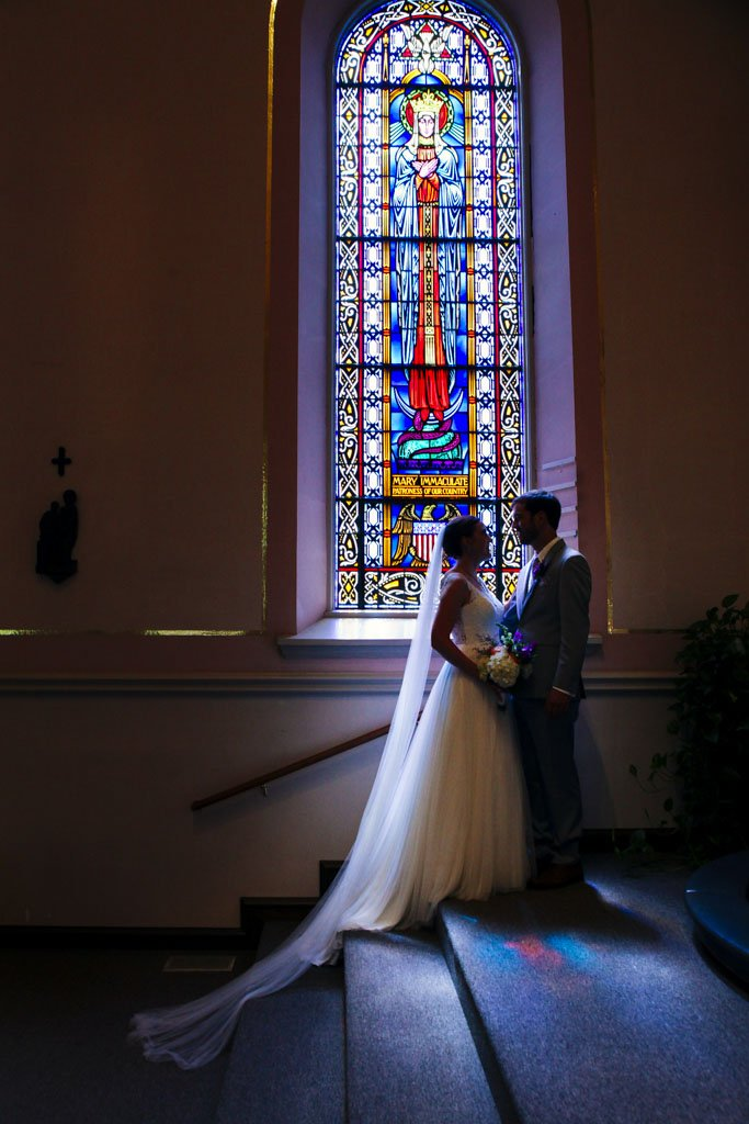 Holy Trinity Wedding Winsted MN