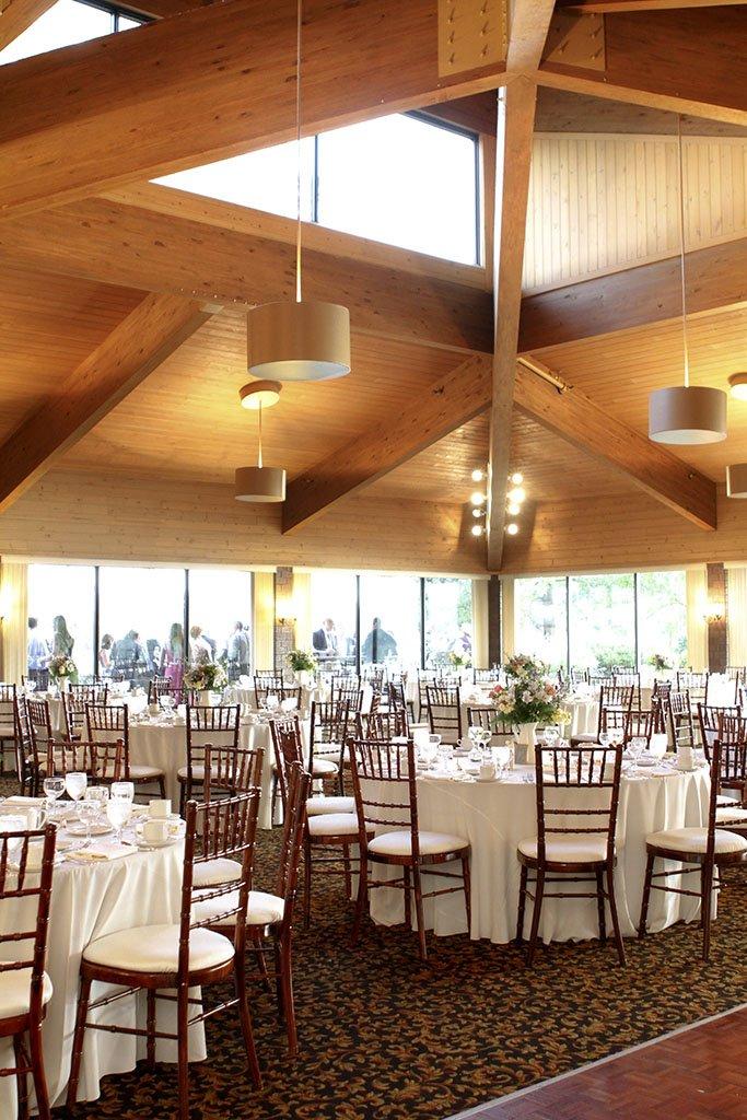 Kemper Lakes Country Club Wedding Reception