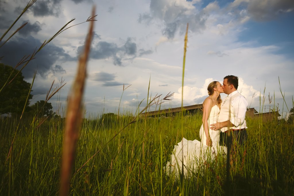 McColl Pond Environmental Learning Center Wedding