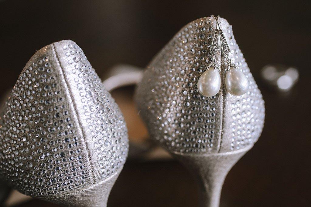 Pearl Earnings Bridal