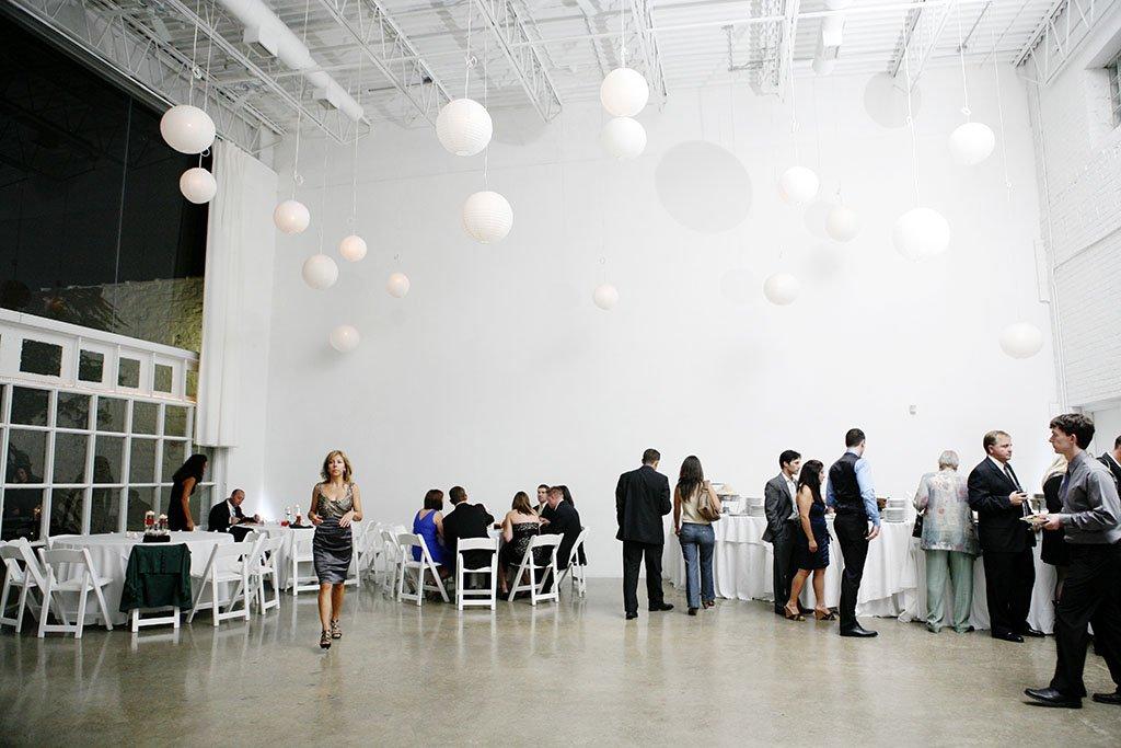 Prairie Productions Chicago Wedding Reception