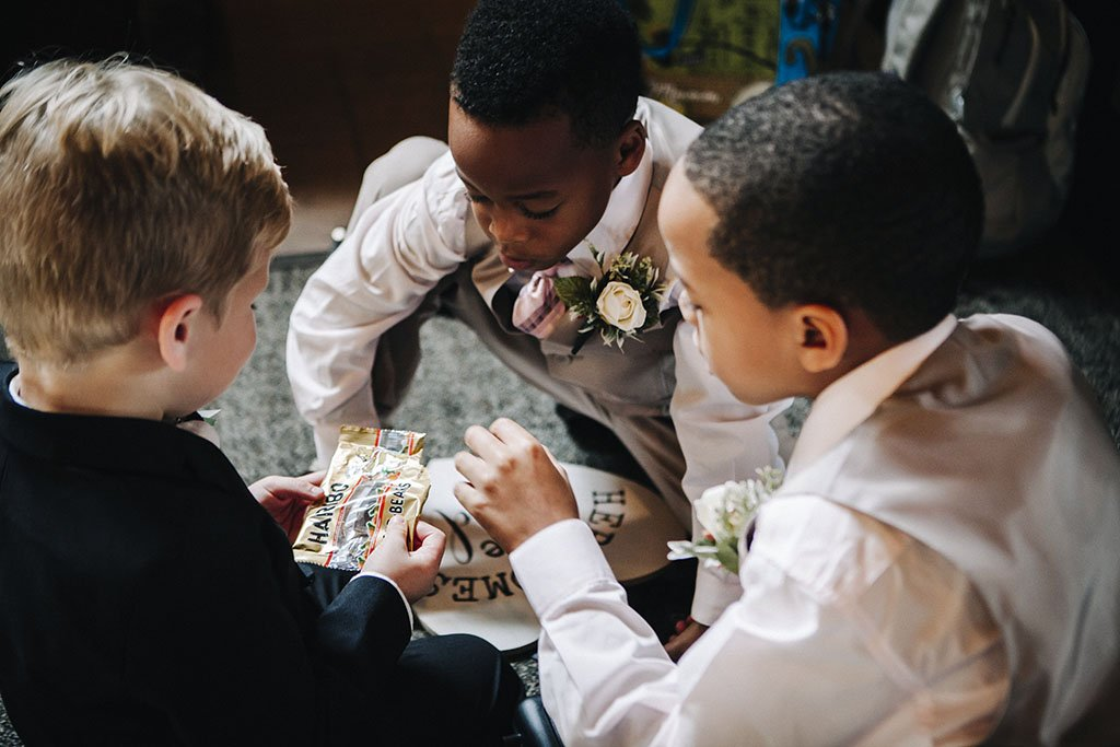 Ring Bearers Documentary Wedding Photography