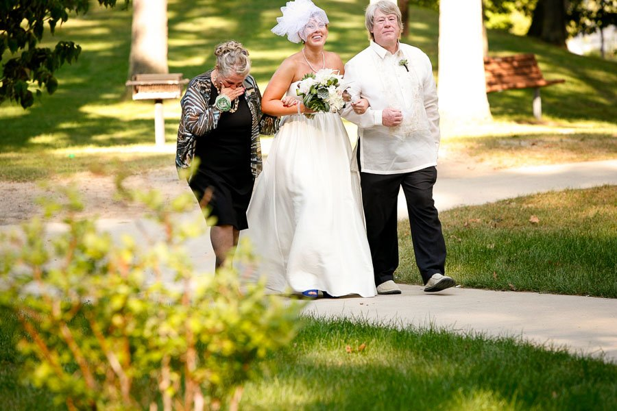 Stanley Johnston Park Wedding
