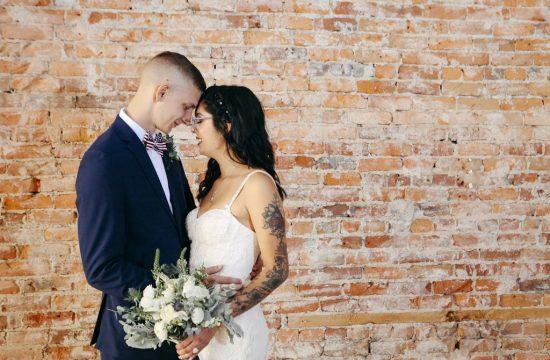 The 3 Ten Faribault MN Bride Groom wedding photography portrait