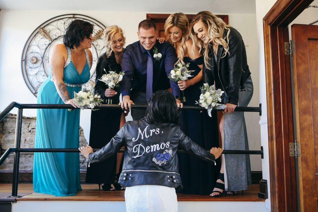 The 3 Ten Wedding Bridal Room, St Paul Wedding Photographer
