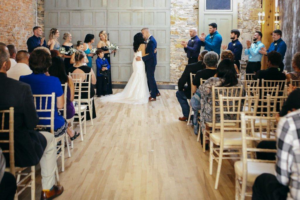 The 3 Ten Wedding Ceremony, Minneapolis Wedding Photographer