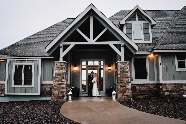 Two Harbors Minnesota Destination Wedding Photography