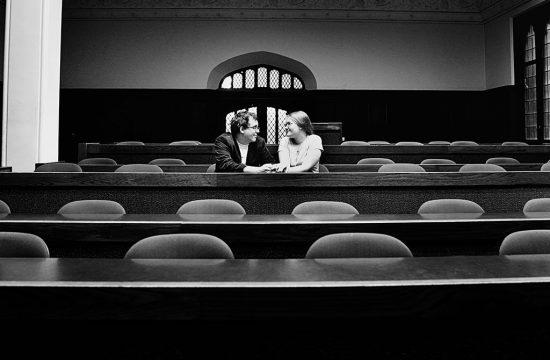 University of Chicago Classroom Engagement Photo
