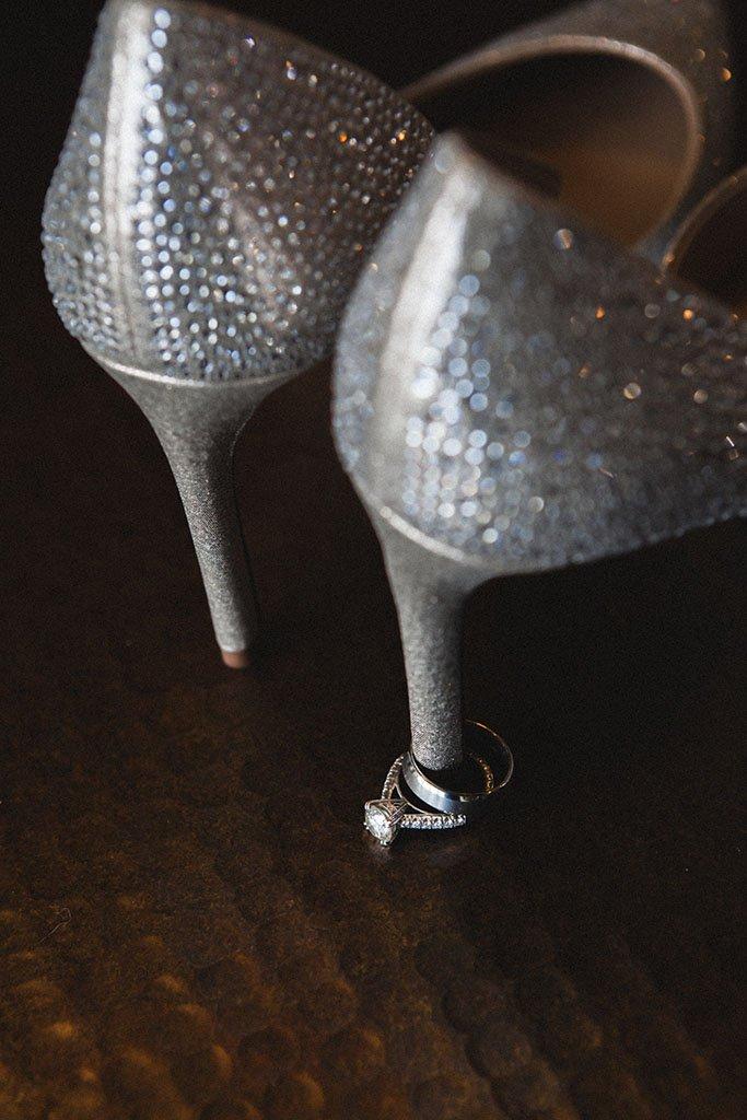 Wedding Rings Shoes, Essex Lane Bride Wedding Shoes